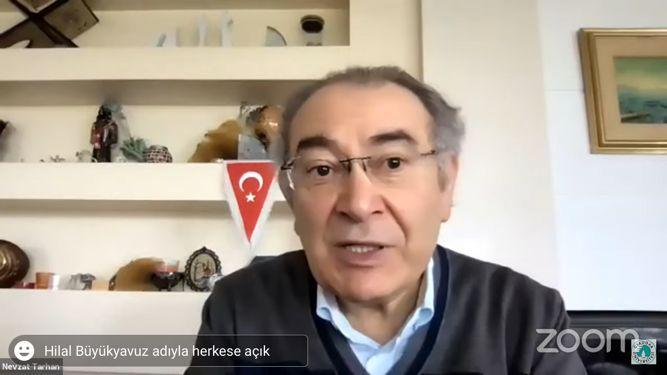 """Prof. Dr. Nevzat Tarhan: """"Covid-19 biyomühendisliğin önünü açtı"""""""