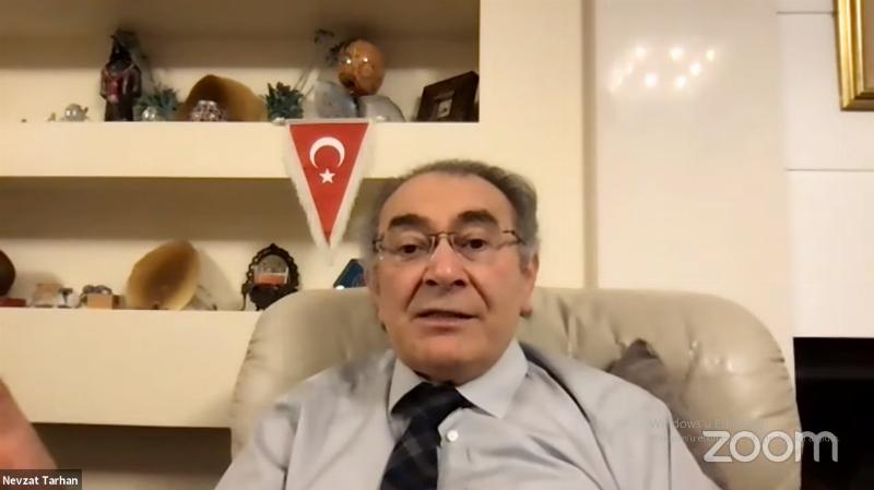 "Prof. Dr. Nevzat Tarhan: ""Bazen dibe vuruş insana ders verir!"""