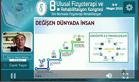 """Prof. Dr. Nevzat Tarhan; """"Değerler, bilimsel bir kategoridir"""""""