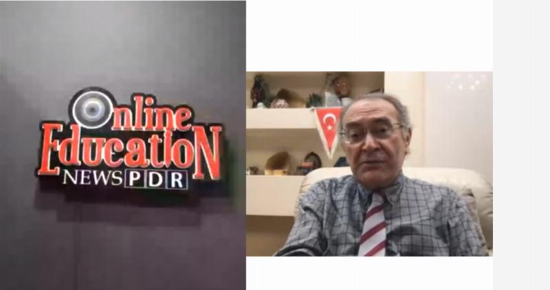 """Prof. Dr. Tarhan: """"Endüstri devrimini yakalamak için üretken olmak gerekiyor"""""""
