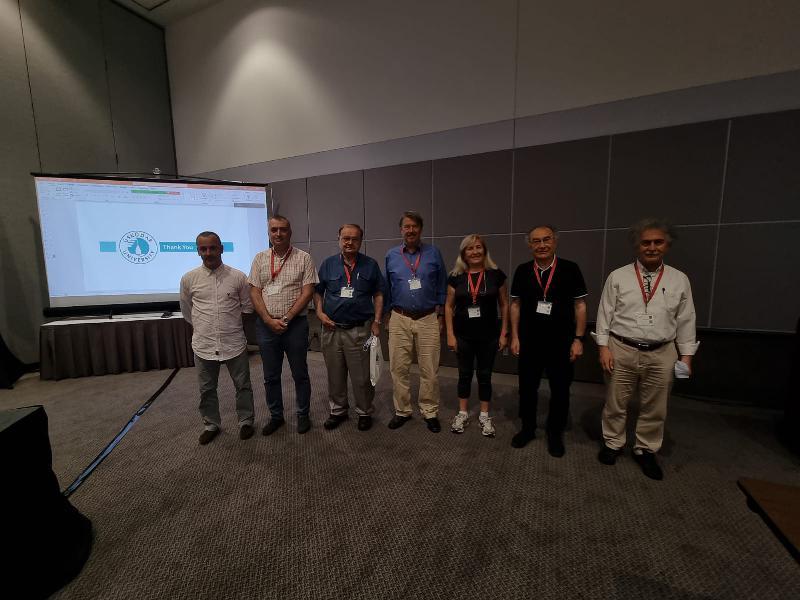Üsküdar Üniversitesi Akademisyenleri SBMT Zirvesine katıldı