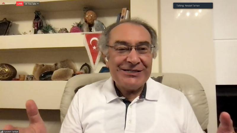 """Prof. Dr. Nevzat Tarhan: """"Ahlaki yozlaşma seli geliyor"""""""
