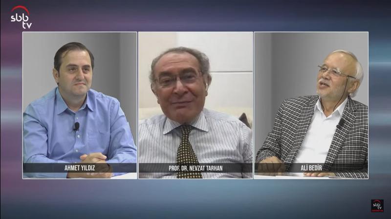 """Prof. Dr. Nevzat Tarhan: """"Dijital çağda insan açık, şeffaf ve dürüst olmalı"""""""