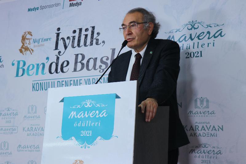 """Prof. Dr. Nevzat Tarhan: """"İçimizdeki Vahşi Atı Terbiye Edebilmeliyiz"""""""
