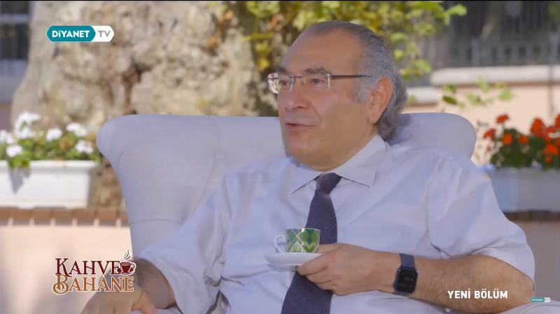 "Prof. Dr. Nevzat Tarhan; ""Her lise öğrencisi İbn-i Sina gibi…"""