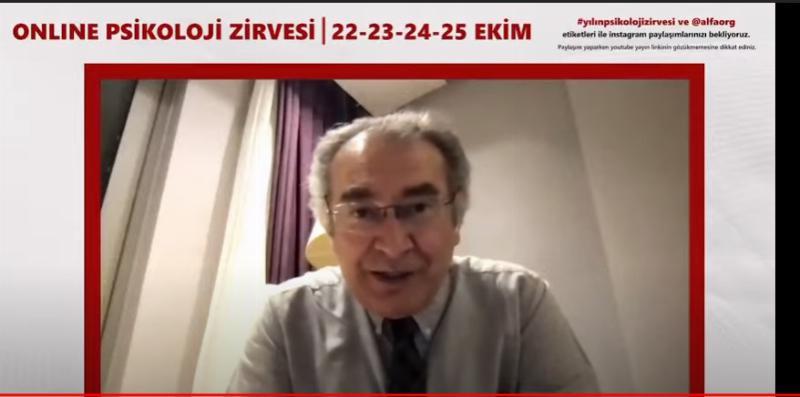 """Prof. Dr. Nevzat Tarhan: """"Asıl liderlik 3 liderliği de yerinde kullanmaktır"""""""